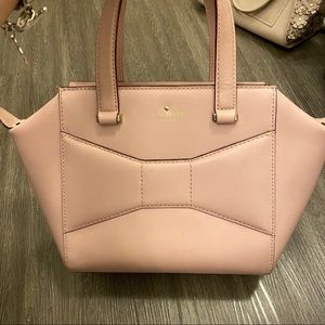 Blush Kate Spade Park Avenue Beau Bag